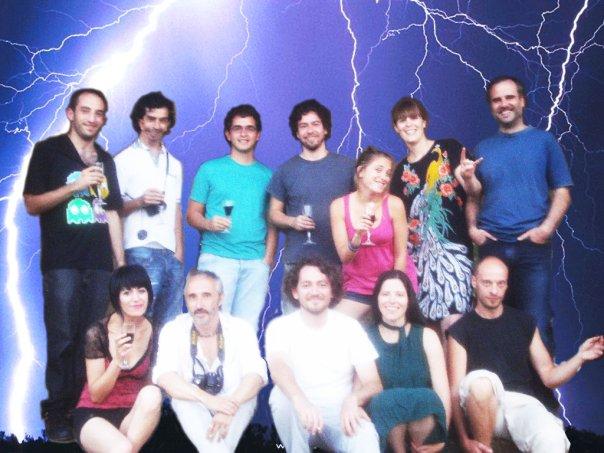 sresidencia de artistas Social Summer Camp