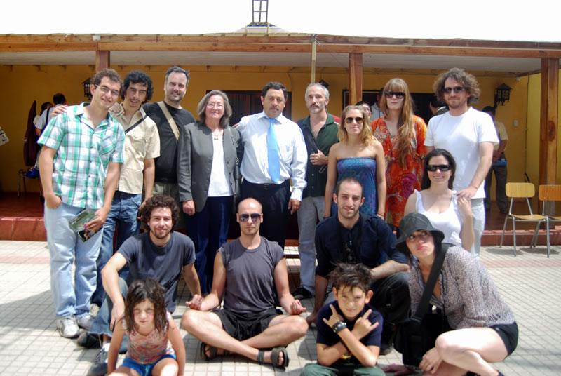 residencia de artistas Social Summer Camp